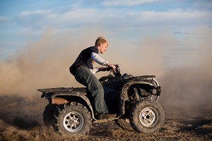 Atv accident and compensation